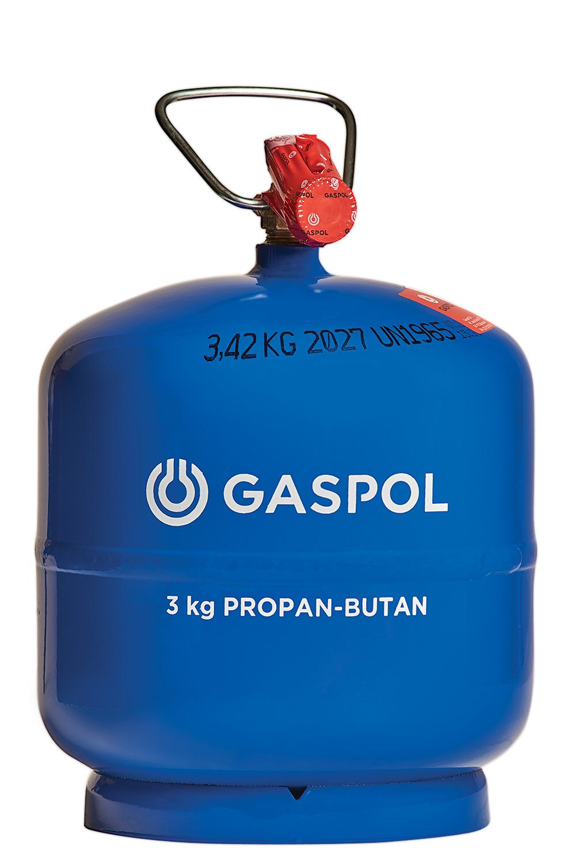 Podłączyć wiele zbiorników propanu